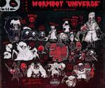 WORMBOY UNIVERSE SCREAM-MATICS (2020)