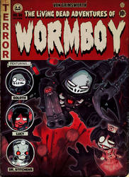 WORMBOY: THE LIVING DEAD ADVENTURES
