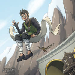 Fly high, Ashir!