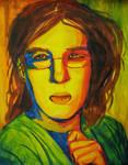 Self Portrait in Colour