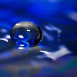 Drifting in a Dream of Blue