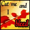 Cut Me And I Bleed by jjjean65