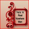 Beatles - Nowhere Man by jjjean65