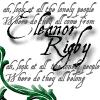Beatles - Eleanor Rigby by jjjean65