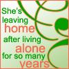 Beatles - leaving home by jjjean65