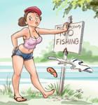 GoS: No Fishin