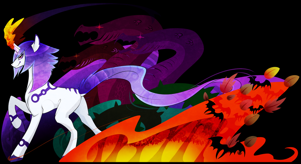 Happy Nightmare night from Fantasia by Phoeberia