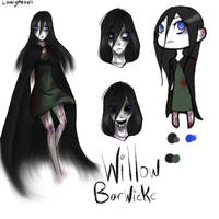 Willow Barwicke Ref by JustVeros