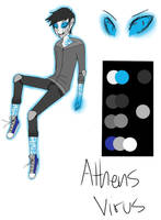 CPOC: Athens Virus by JustVeros