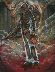 Death Dealer by DarkEcoKat