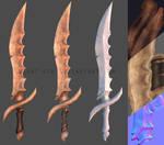 Sake's Sword v2