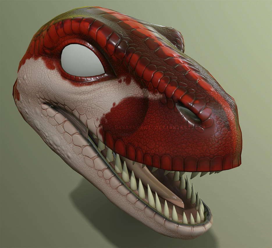 Raptor Material preview by DarkEcoKat