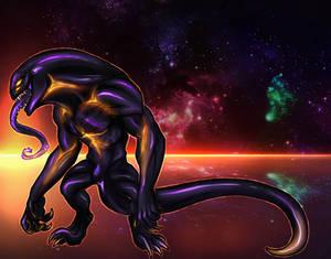 Symbiote!Sharim - Basic Forme