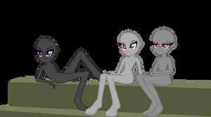 EG Base: We stare at something cause we're evil