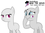 MLP Base: Her tatas are so small is funny