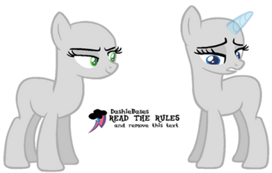 MLP Base: You and Dash make a better ship by KIngBases