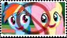 Anti FlutterDash stamp