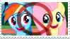 Anti FlutterDash stamp by KIngBases
