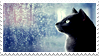 cat n rain -stamp ver- by KIngBases