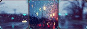 another rain decor