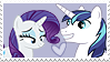 ShiningRarity stamp by BitchBases