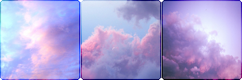pastels in the sky -decor-