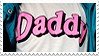 daddy -stamp- by KIngBases
