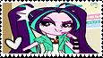 Aria Blaze -stamp-