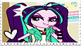 Aria Blaze -stamp- by KIngBases