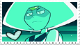 villain!Peridot -stamp- by KIngBases
