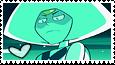 villain!Peridot -stamp- by KIngBases