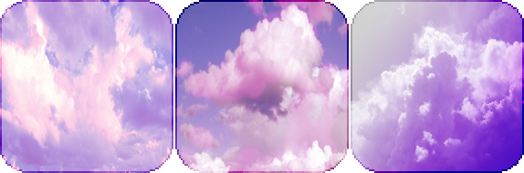 purple clouds -decor- by KIngBases