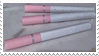 pink cigarettes -stamp- by KIngBases