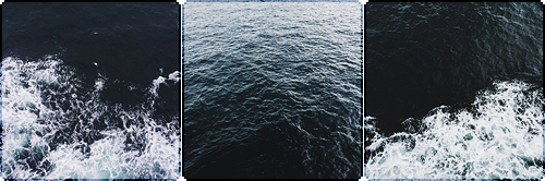 ocean waves -decor- by KIngBases