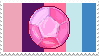 Stevonnie gem -stamp- by KIngBases