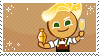 Sparkling Cookie -stamp-