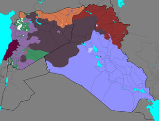 Syrian Civil War and Spillovers Current Situation