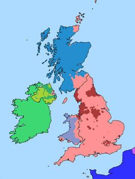 Hypothetical British Civil War