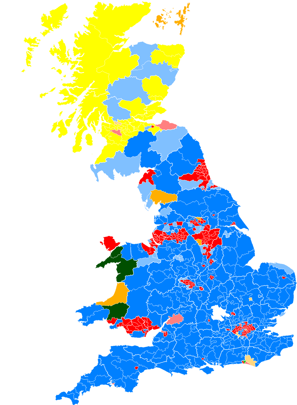 Final Prediction for the UK General Election 2017 by ...
