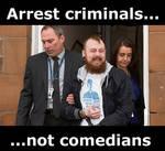 So-called anti-Nazis convicted a real anti-Nazi