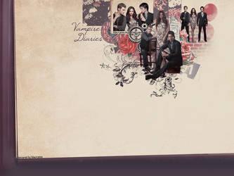 Vampire Diaries by blackyaisa