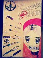 Islamophobia Poster