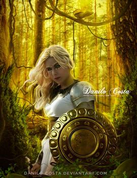 La Woman Warrior