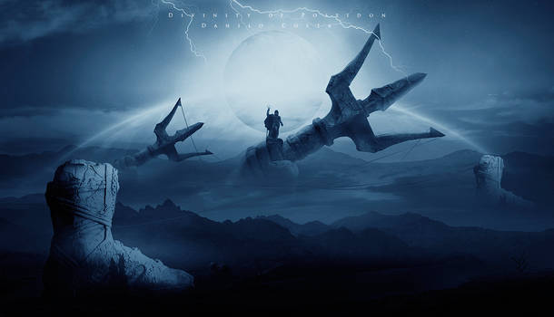Divinity of Poseidon