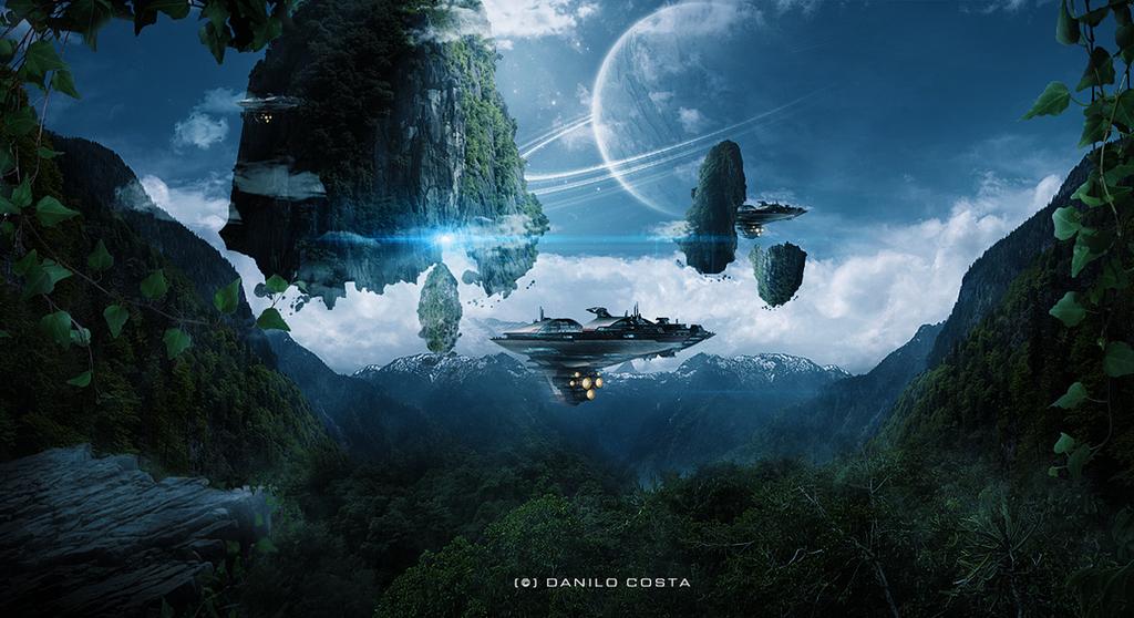 Planet 97 by Danilo-Costa