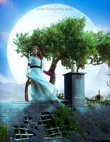 Summer Moonlight by Danilo-Costa