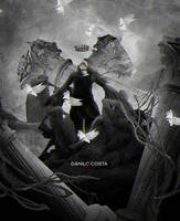 Goddess of the Underworld by Danilo-Costa