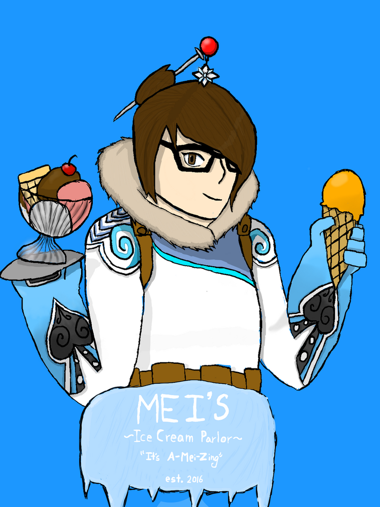Mei's Ice Cream Parlor by CaydenM