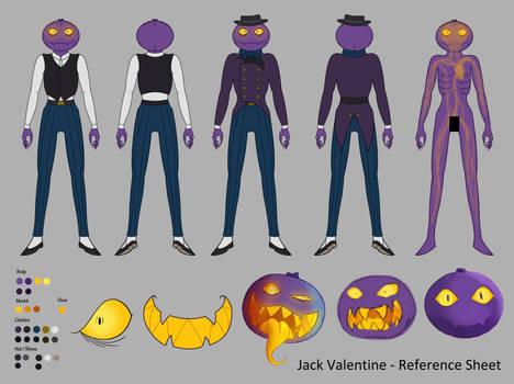 Jack Ref Sheet - Updated by Deathsnail