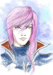 Lightning Final fantasy 13